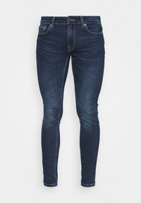 Only & Sons - ONSLOOM SLIM - Slim fit -farkut - dark-blue denim - 3