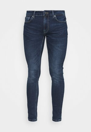ONSLOOM SLIM - Slim fit jeans - dark-blue denim