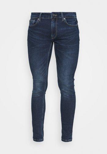 ONSLOOM SLIM - Jeans slim fit - dark-blue denim