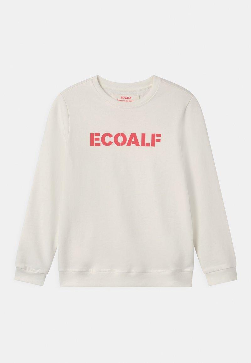 Ecoalf - UNISEX - Sudadera - off white