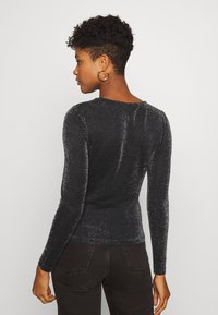 ONLY - ONLSTAR - Long sleeved top - black - 2