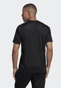 adidas Performance - TIRO 19 AEROREADY CLIMACOOL JERSEY - Print T-shirt - black - 1