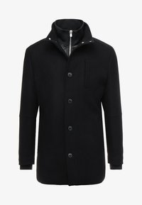 Jack & Jones PREMIUM - JPRDUANE  - Wollmantel/klassischer Mantel - black