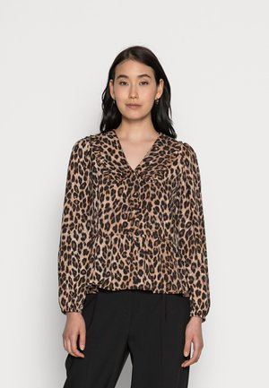 SACHI - Long sleeved top - leopard