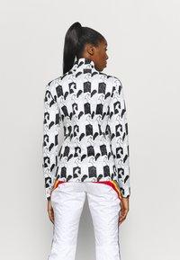 Rossignol - PALMARES ZIP - Bluzka z długim rękawem - light grey - 2