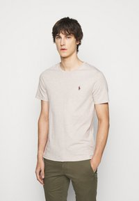 Polo Ralph Lauren - SHORT SLEEVE - T-shirt basique - expedition dune - 0
