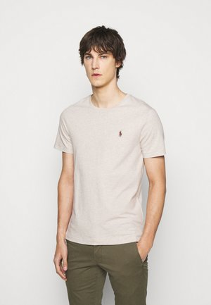 SHORT SLEEVE - Basic T-shirt - expedition dune