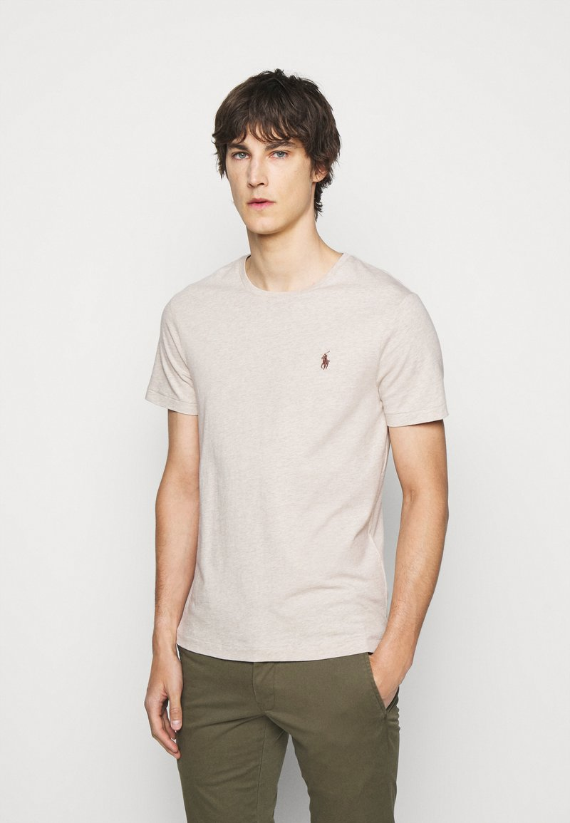 Polo Ralph Lauren - SHORT SLEEVE - T-shirt basique - expedition dune