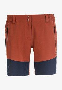 Whistler - LALA W - Sports shorts - arabian spice - 0