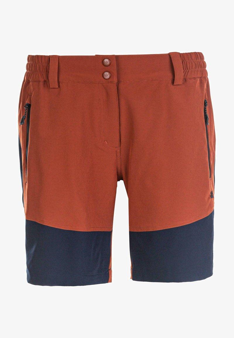 Whistler - LALA W - Sports shorts - arabian spice