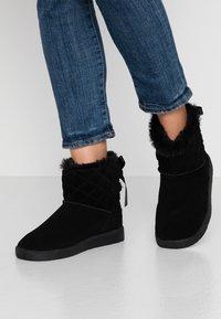 River Island - Kotníkové boty - black - 0