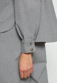 ALIGNE - BALBINA - Summer jacket - grey - 4