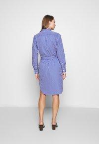 Polo Ralph Lauren - Vestido camisero - blue/white - 2