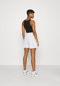 Nike Sportswear - Shorts - white/black - 2