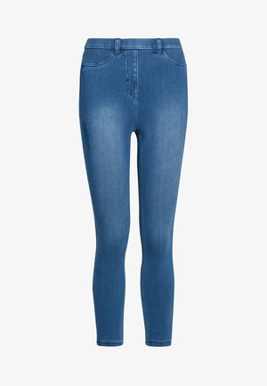JERSEY CROPPED  - Leggings - Trousers - royal blue
