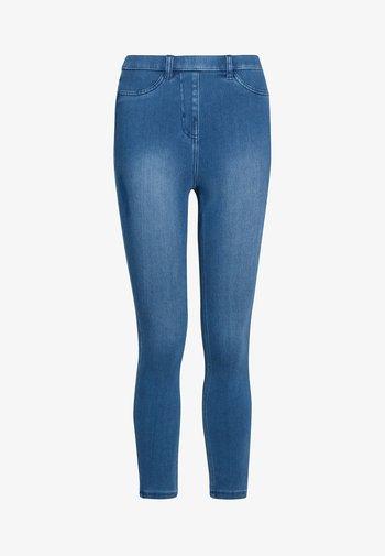 JERSEY CROPPED  - Leggings - royal blue