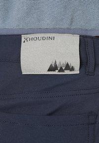 Houdini - WAY TO GO PANTS - Pantaloni - cosmos - 5