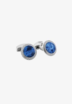 BULLSEYE SEMI PRECIOUS - Gemelli - blue
