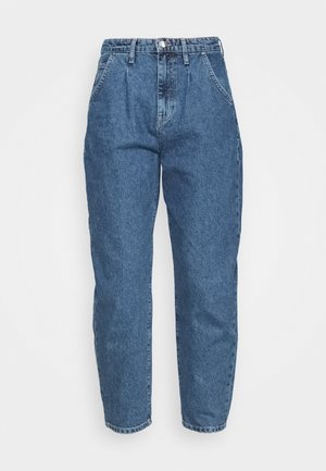 LAURA - Relaxed fit jeans - dark blue