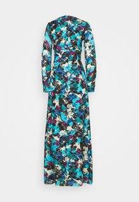 M Missoni - LONG DRESS - Maxi dress - black/ink/teal - 1