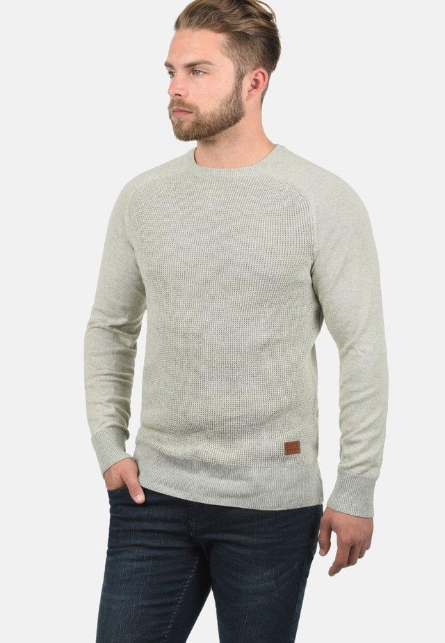 GANDOLF - Trui - light grey