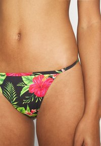 Ellesse - FREYAH SET - Bikini - black/multi-coloured - 4