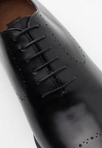 Fratelli Rossetti - Smart lace-ups - garwood nero - 5