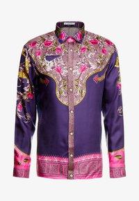 Versace Collection - CAMICIE TESSUTO - Camicia - rosa scuro - 4