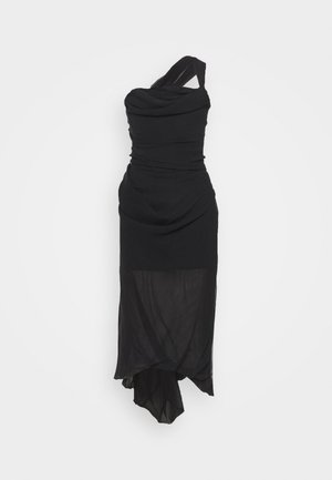 MAGICAL DRESS - Shift dress - black