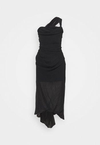 MAGICAL DRESS - Shift dress - black