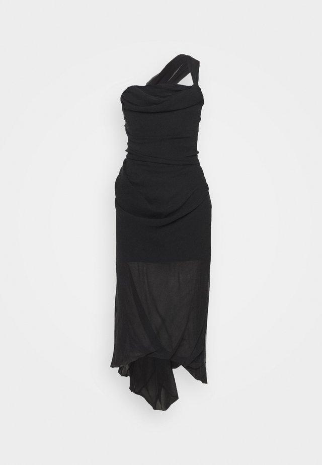 MAGICAL DRESS - Etuikleid - black