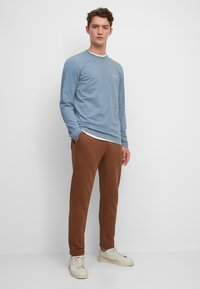 Marc O'Polo - Long sleeved top - stormy sea - 1
