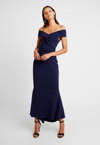 Sista Glam - MARENA - Maxi dress - navy - 0