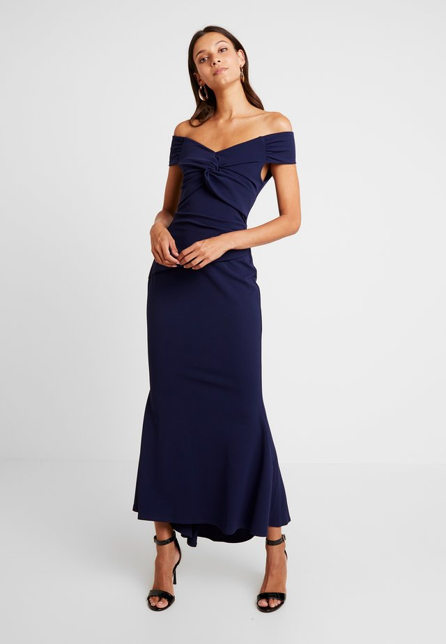 MARENA - Maxi dress - navy