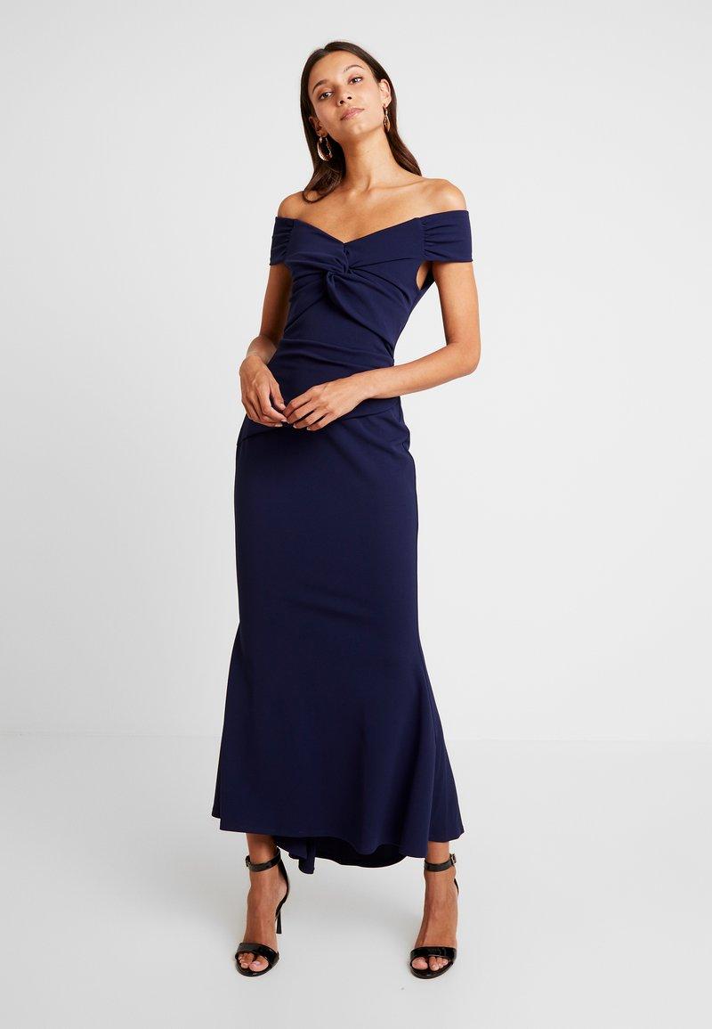 Sista Glam - MARENA - Maxi dress - navy