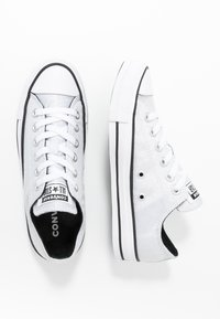 Converse - CHUCK TAYLOR ALL STAR - Sneakers basse - silver/black/white - 3