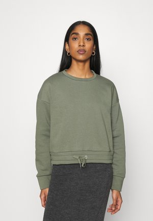 NORA SWEAT - Sweatshirt - dusty olive