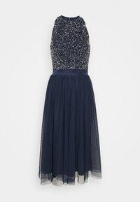 Lace & Beads Tall - SANIA TALL - Sukienka koktajlowa - navy - 0