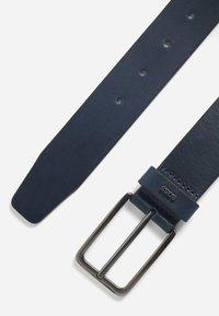 BOSS - Cintura - dark blue - 3