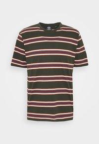 Dickies - LITHIA SPRINGS - Print T-shirt - olive green - 5