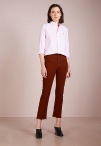 Polo Ralph Lauren - OXFORD SLIM FIT - Skjorte - deco pink - 1