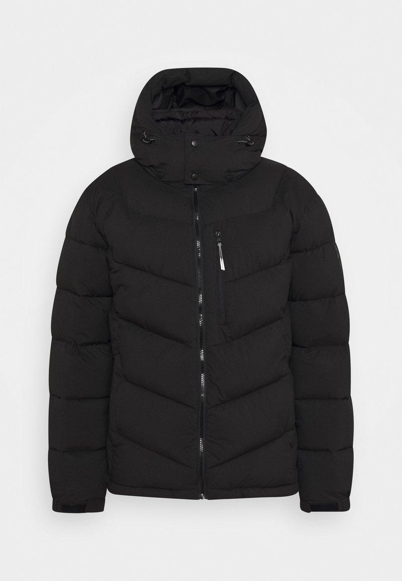 Scotch & Soda - Winter jacket - black