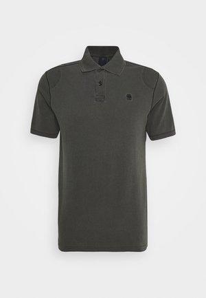 BLAST POLO - Poloshirts - dark black