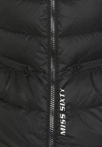Miss Sixty - JACKET - Down jacket - black - 2
