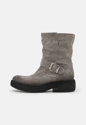 EXTRA - Platform ankle boots - marvin ice