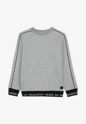 MEEK  - Sweater - grey melange