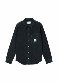 Calvin Klein Jeans - Shirt - denim black - 9