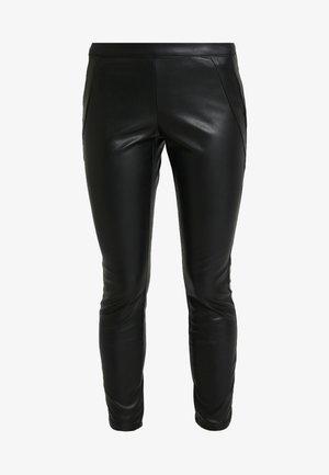 ONLSIA PANT - Spodnie materiałowe - black