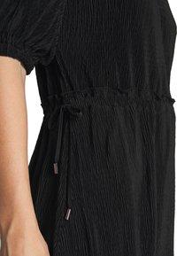 InWear - KARLO DRESS - Vestito estivo - black - 5