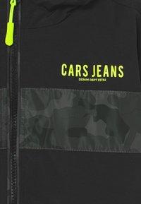 Cars Jeans - BRYDELL  - Light jacket - black - 2
